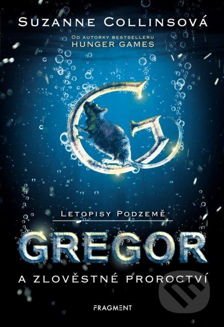 Interdrought2020.com Letopisy Podzemě: Gregor a zlověstné proroctví Image