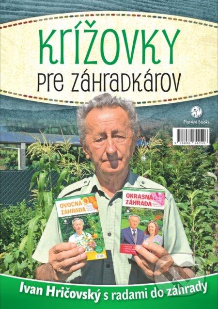 Fatimma.cz Krížovky pre záhradkárov Image