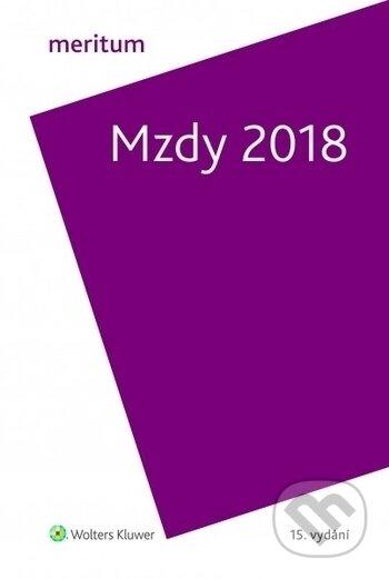 Meritum Mzdy 2018 - Kolektiv autorů