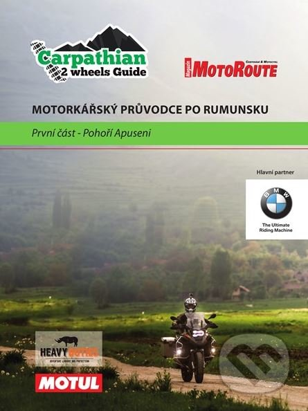 Fatimma.cz Motorkářský průvodce po Rumunsku, první část Image