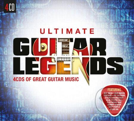 Ultimate... Guitar legends - Ultimate