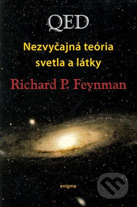 Removu.cz QED – nezvyčajná teória svetla a látky Image