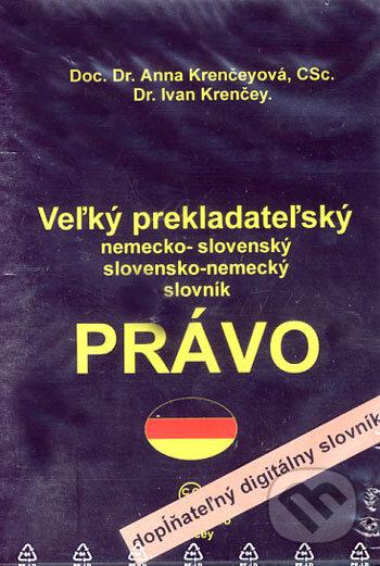 Fatimma.cz Veľký prekladateľský nemecko-slovenský a slovensko-nemecký slovník - Právo Image