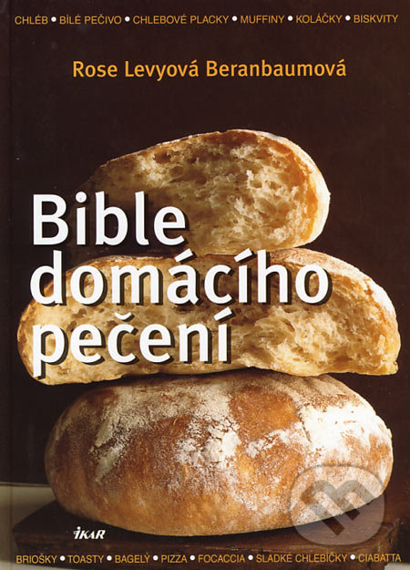Fatimma.cz Bible domácího pečení Image