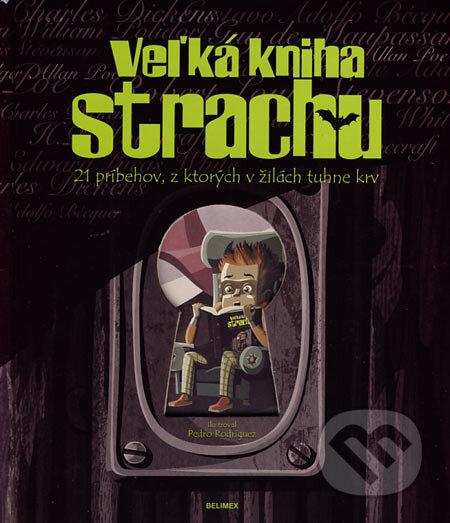 Fatimma.cz Veľká kniha strachu Image