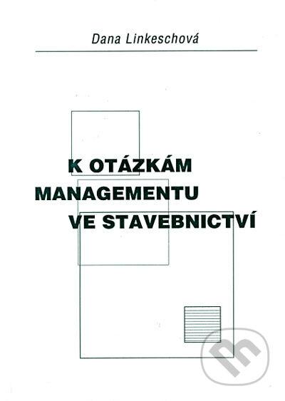 Fatimma.cz K otázkám managementu ve stavebnictví Image