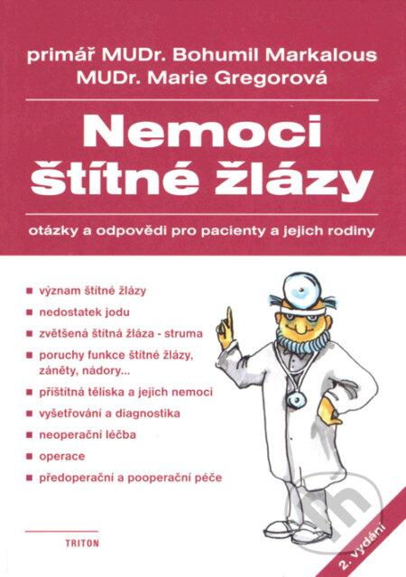 Bthestar.it Nemoci štítné žlázy (2. vydání) Image