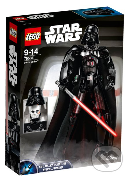 LEGO Constraction Star Wars 75534 Darth Vader -