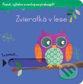 Zvieratká v lese - Svojtka&Co.