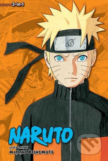 Naruto 3 in 1, Vol. 15 - Masashi Kishimoto