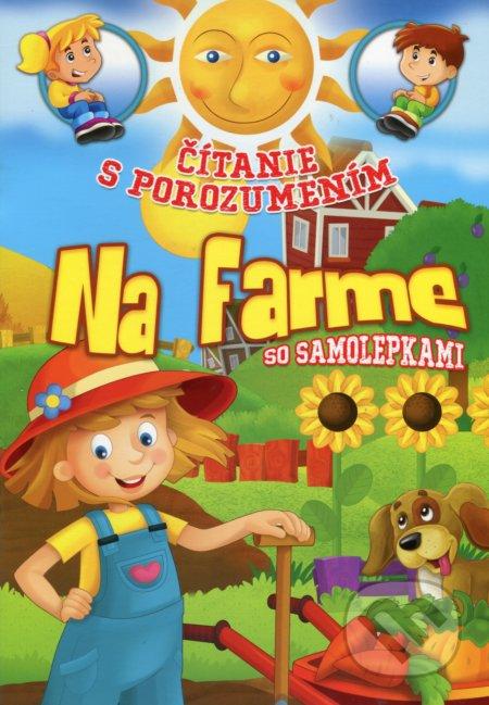 Na farme - Eva Kollerová