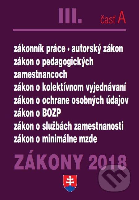 Newdawn.it Zákony 2018 III/A Image