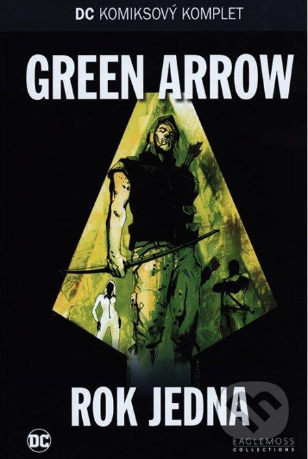 Fatimma.cz Green Arrow - Rok jedna Image