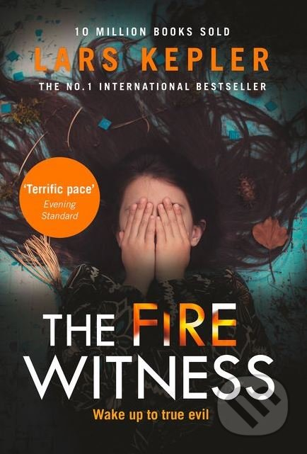 b1e9a9747b Kniha  The Fire Witness (Lars Kepler)