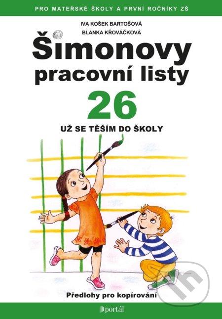 Šimonovy pracovní listy 26 - Iva Košek Bartošová