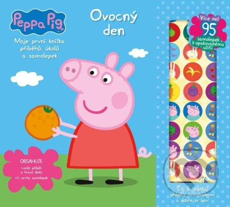 Peppa Pig: Moje první knížka příběhů a aktivit -