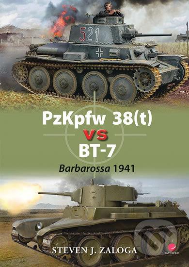 Interdrought2020.com PzKpfw 38(t) vs BT-7 - Barbarossa 1941 Image