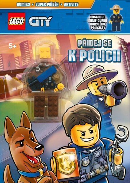 LEGO CITY: Přidej se k policii - Computer Press