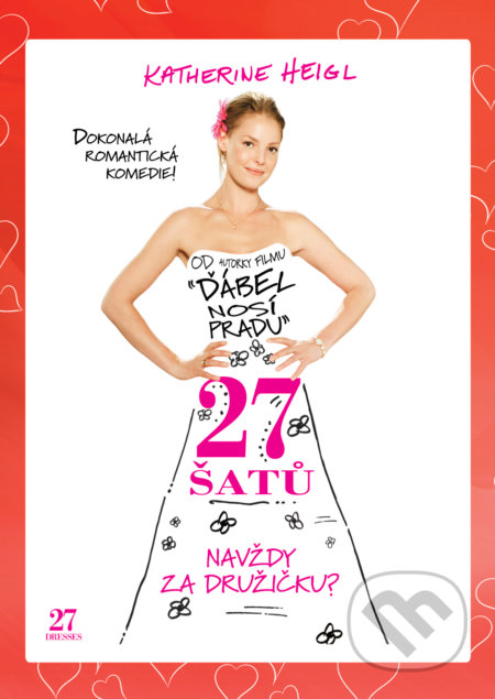 27 šatů DVD