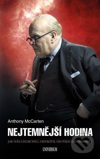 Nejtemnější hodina - Anthony McCarten