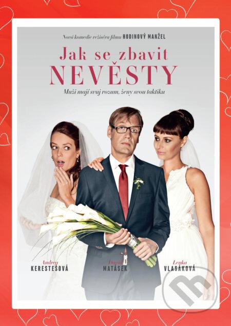 Jak se zbavit nevěsty DVD