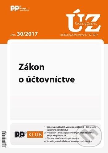 Fatimma.cz Úplné znenia zákonov 30/2017 Image