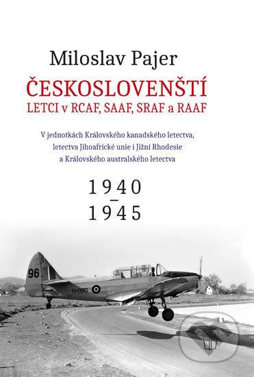 Fatimma.cz Českoslovenští letci v RCAF SAAF SRAF a RAAF Image