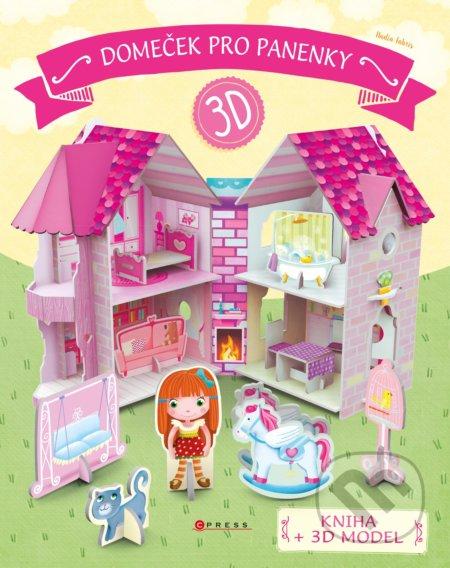 Domeček pro panenky - Valentina Facci, Nadia Fabris (ilustrácie)