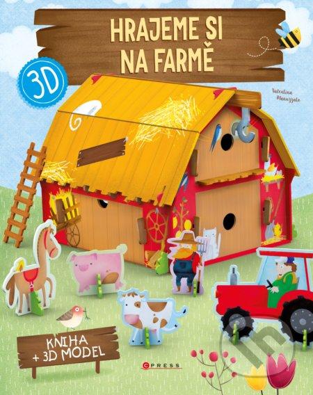 Hrajeme si na farmě - Valentina Facci, Valentina Manuzzato (ilustrácie)
