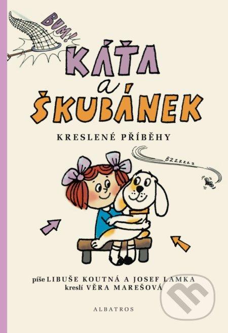 Bthestar.it Káťa a Škubánek: Kreslené příběhy Image