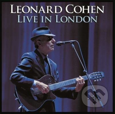 Leonard Cohen: Live In London LP - Leonard Cohen