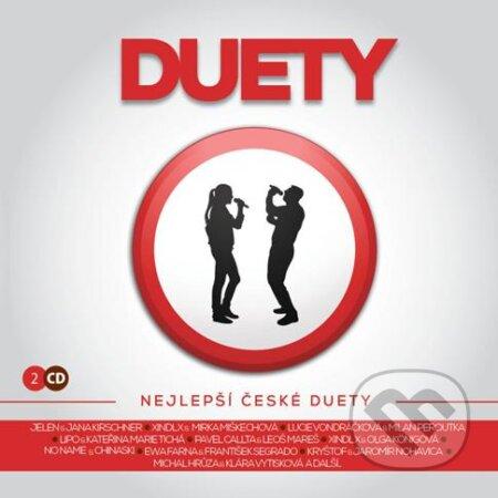 Duety - Hudobné albumy