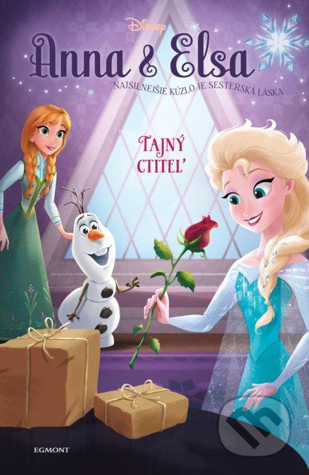 Interdrought2020.com Anna a Elsa: Tajný ctiteľ Image