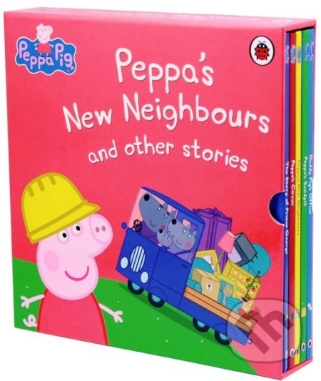 Peppa's New Neighbours and other Stories (Book Set) -