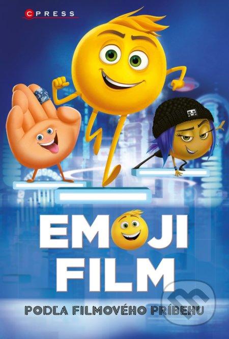 Newdawn.it Emoji film: Podľa filmového príbehu Image