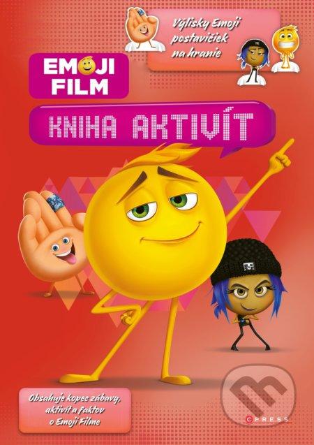Venirsincontro.it Emoji film: Kniha plná aktivít Image