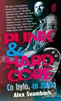 Punk & hardcore - Alex Švamberk