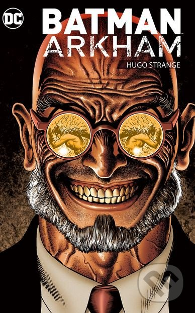 Batman Arkham Hugo Strange - DC Comics
