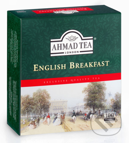 English Breakfast Tea - AHMAD TEA