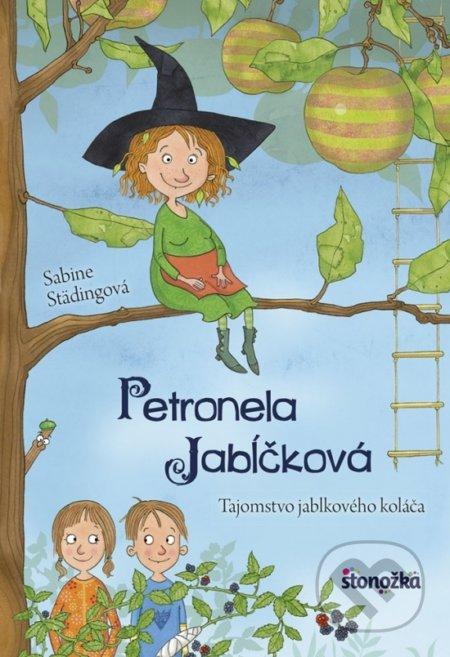 Peticenemocnicesusice.cz Petronela Jabĺčková 1: Tajomstvo jablkového koláča Image
