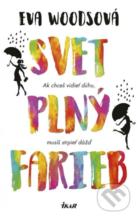 Kniha  Svet plný farieb (Eva Woods)  062dcaf5976