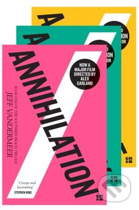 The Southern Reach Trilogy - Jeff VanderMeer