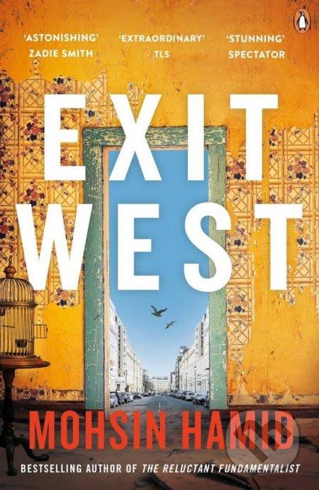 Exit West - Mohsin Hamid
