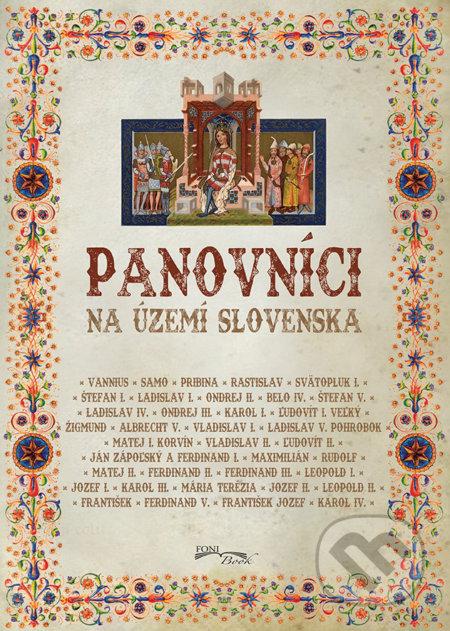 Fatimma.cz Panovníci na území Slovenska Image