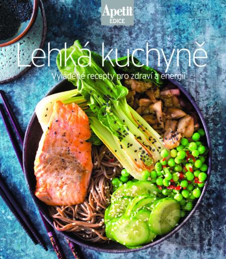 Lehká kuchyně - kuchařka z edice Apetit - BURDA Media 2000
