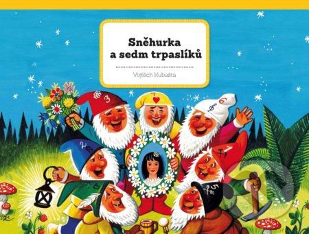 Sněhurka a sedm trpaslíků - Vojtěch Kubašta (ilustrátor)