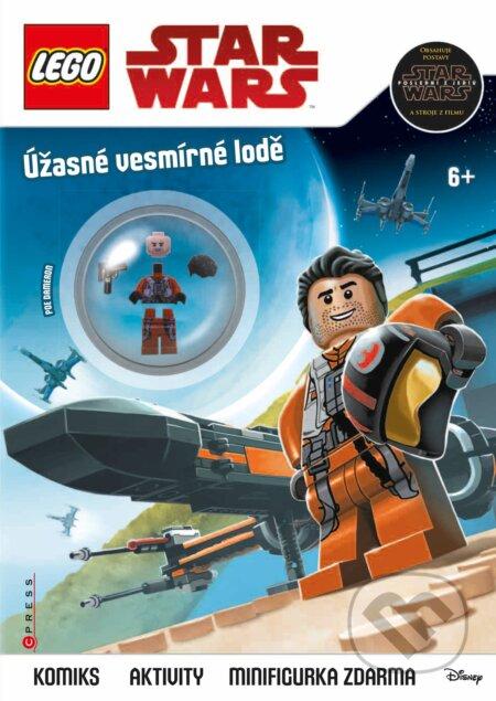 LEGO Star Wars: Úžasné vesmírné lodě - CPRESS