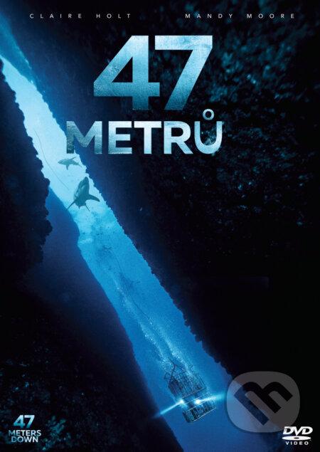 47 metrů DVD