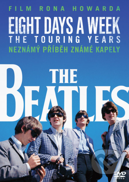 The Beatles: Eight Days a Week – The Touring years DVD