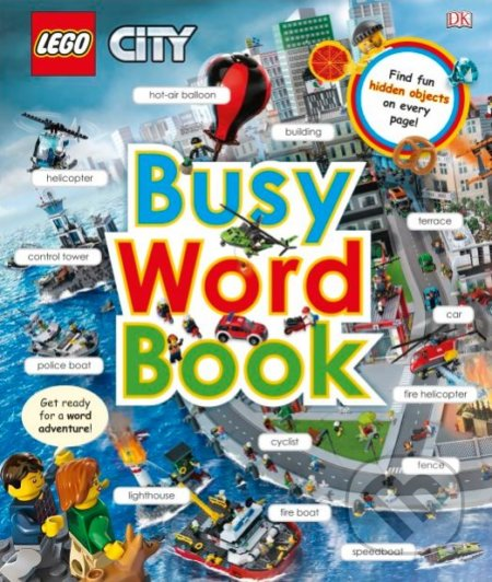 Busy Word Book - Dorling Kindersley